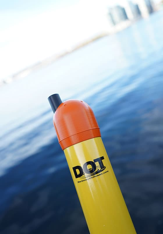 D-Profiler Water Survey Sensor